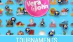Vera and John Casino tournaments