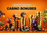 A guide to casino bonuses
