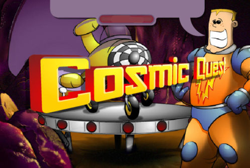 Cosmic Quest slot