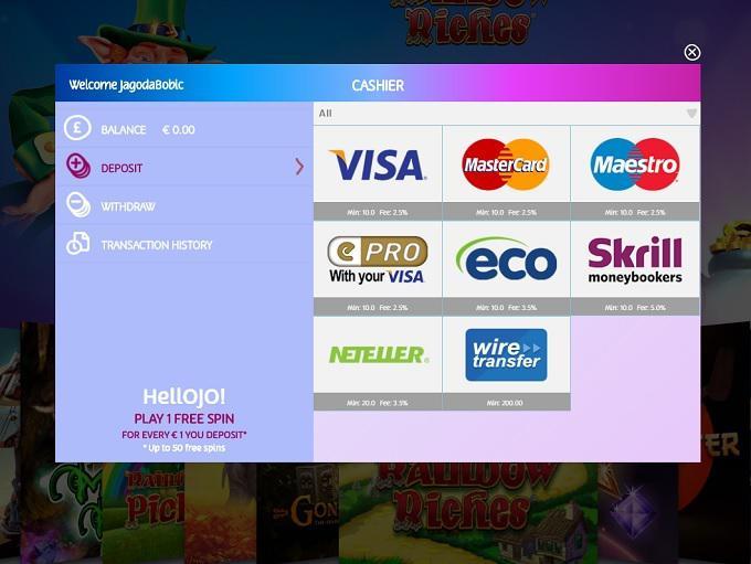 PlayOJO_banking