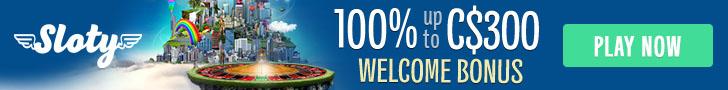 sloty casino banner